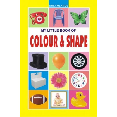 My Little Book - Colour & Shapes