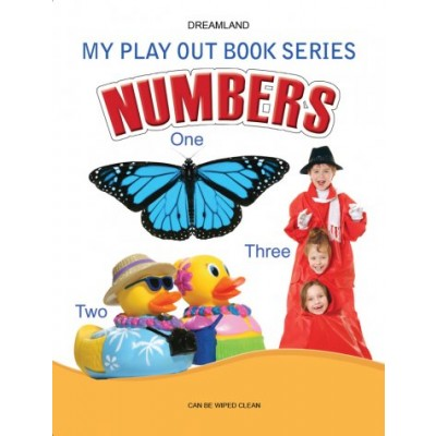 My Play Out Book Series - Number