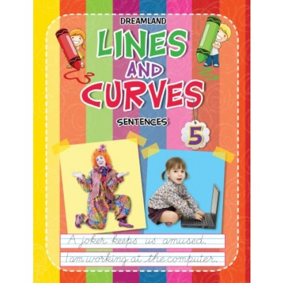 Lines And Curves: Sentences Book-5