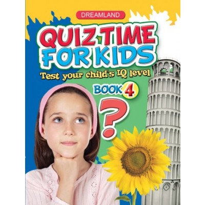 Quiz Time For Kids: For Age 8-9 Years