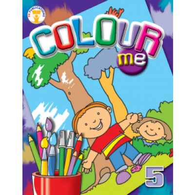 Future Kids Colour Me For Class 5