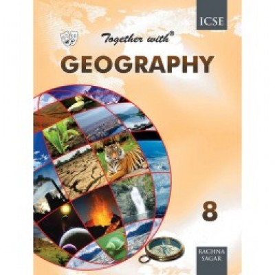 Rachna Sagar Together with ICSE Geography For Class 8