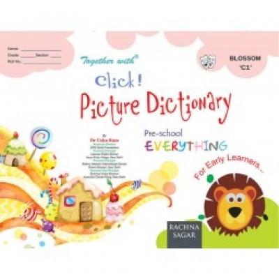 Rachna Sagar Together with Everything Blossoms C1 Click Picture Dictionary