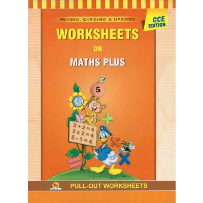 PP Worksheets on Maths Plus for Class 5