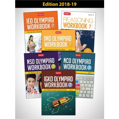 Buy MTG Class 7: Work Book and Reasoning Book Combo for NSO