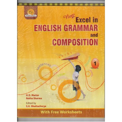 PP New Excel In English Grammer and Composition for class I (With Free Worksheets)