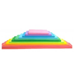 Endow Toys Extra Large Building boards - coloured