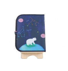 Jester's Chest CHALK DOODLE PLACE MAT - CONSTELLATION
