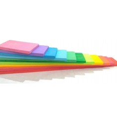 Endow Toys Large Building boards - Coloured