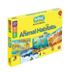 PodSquad Activty Boards- Animal Habitats
