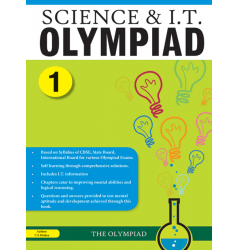 Koral Books Science & IT Olympiad-1 for Class 1