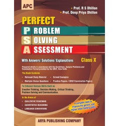 APC Perfect PSA (Problem Solving Assessment) With Answers / Solutions / Explanations For Class 10
