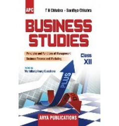 APC Business Studies For Class 12