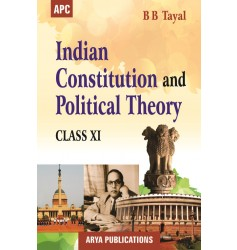 APC Indian Constitution and Political Theory For Class 11