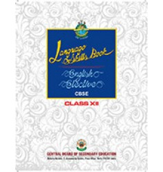 CBSE English Elective - Language Skills Book for Class 12