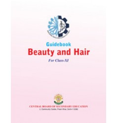 CBSE Beauty and Hair - A Student Handbook for Class 11