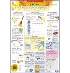 Science Charts: Energy