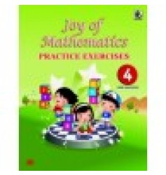 Frank Brothers Joy of Mathematics Practice Exercise Book For Class 4