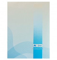 Lotus Top Bound Conference Pad White - 40 Pages