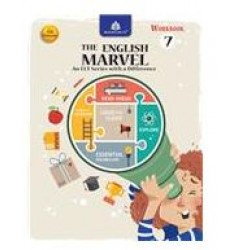Madhubun The English Marvel Workbook For Class 7