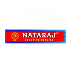 Nataraj Checking Writing Pencils-Red and Blue (Pack of 10)