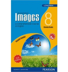 Pearson New Images English literature for class VIII (With Binding)