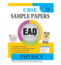 Rachna Sagar Together with EAD CBSE Sample Papers Physics For Class 12