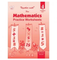 Rachna Sagar New Together with Mathematics Practice Worksheets For Class 4