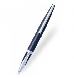 Sheaffer Taranis Diamond Dust Blue Roller Ball Pen