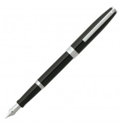 Sheaffer Sagaris Gloss Black Roller Ball Pen