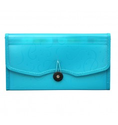 Expanding Cheque Case - Elastic - 12 section (EX701)
