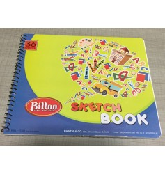 Bittoo Sketch Book 36 Sheets