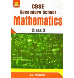 PP CBSE Secondary School Mathematics for class X (Offer: Free NCERT Mathematics Book with this Book)