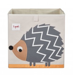 3 Sprouts Strong Box - Hedgehog
