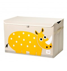 3 Sprouts Toy Chest - Rhino