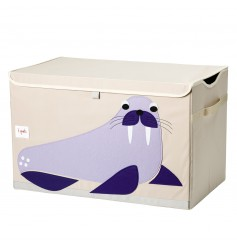 3 Sprouts Toy Chest - Walrus