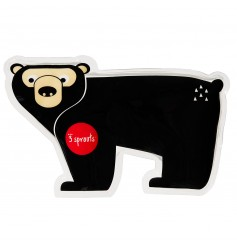 3 Sprouts Ice Pack - Bear