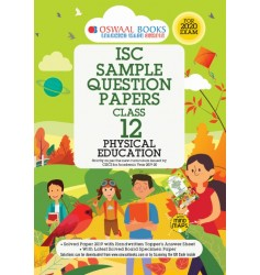 Oswaal ISC Sample Question Paper Physical Education for Class - 12