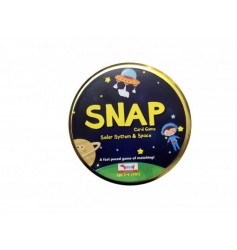 Coco Moco Kids Solar System Snap Card Game