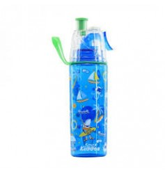 Smily Kiddos Fantasy Sports Drink Bottle  (Blue)