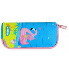 Smily Kiddos Fantasy Mini Pencil Pouch  (Light Blue)