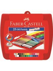 Faber-Castell Oil Pastel 25 Shades
