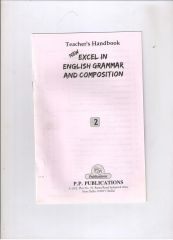PP Guide for Excel In A English Grammer And Composition Class II