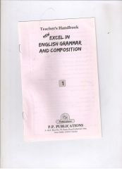 PP Guide for Excel In A English Grammer And Composition For Class I
