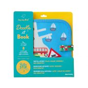 Jester's Chest CHALK DOODLE BOOK - TRAIN