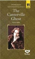 New Saraswati Unbridged Illustrated classics The Canterville Ghost for Class-11