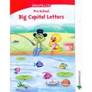 Grafalco Pre-School Big Capital Letter