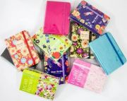Flowers Pocket Diary