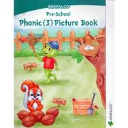 Grafalco Phonic (3) Picture Book