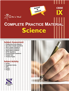 New Saraswati Me 'n' Mine Complete Practice Material Science for Class-9